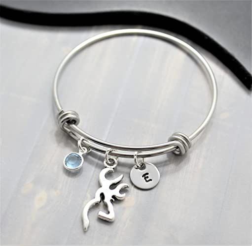 Amazon Browning Bracelet Womens Browning Symbol Jewelry