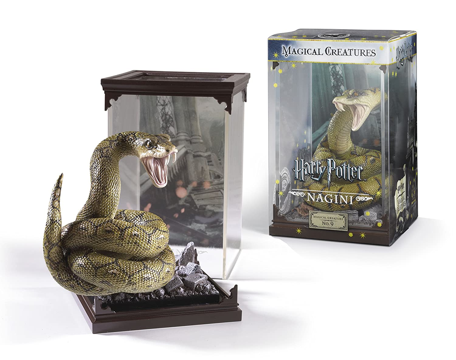 No.9 Nagini NN7544 The Noble Collection Harry Potter Magical Creatures