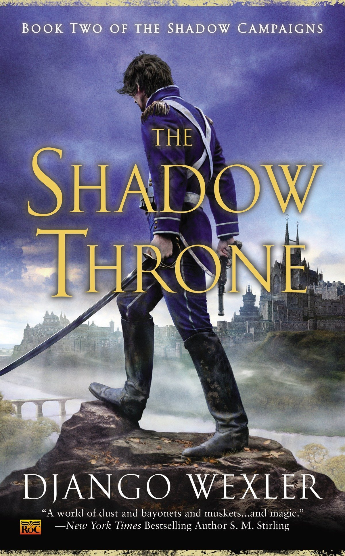 The Shadow Throne (The Shadow Campaigns) ebook