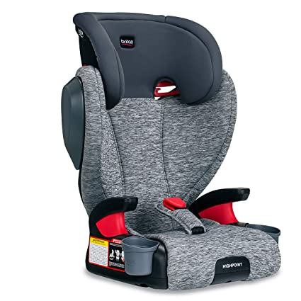 Britax Highpoint 2-Stage Belt-Positioning Booster Car Seat - The Most Stable One