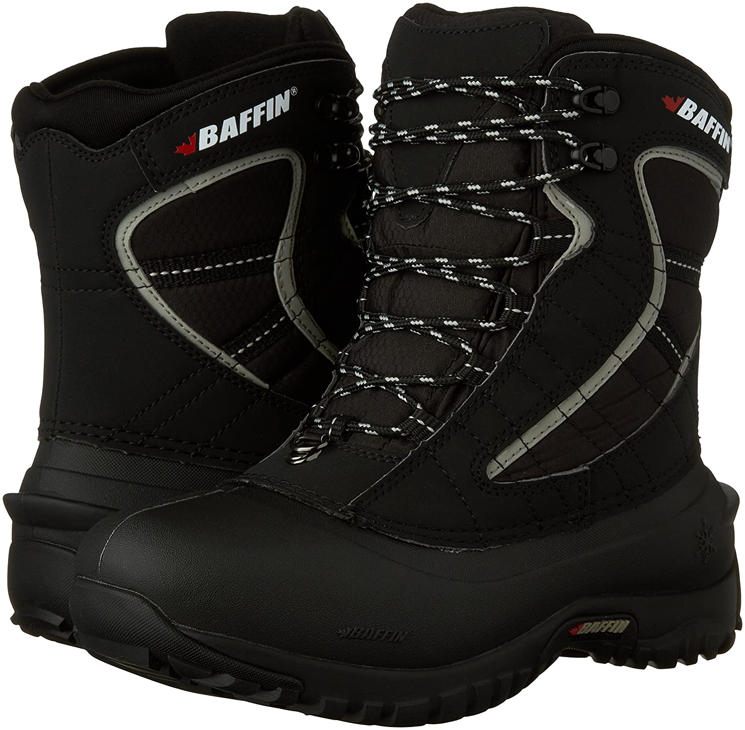 Baffin Women's Sage Insulated Active Boot B00HNTOQLA 6 B(M) US|Black