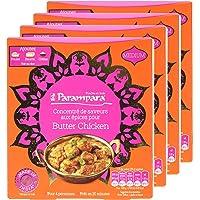 Parampara - Concentré d'Épices pour Butter Chicken - Lot de 4