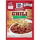 McCormick Mild Chili Seasoning Mix, 1.25 oz