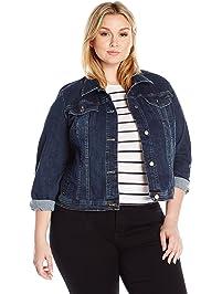 fa57a8efc66bf Amazon.com  Everyday Essential  Denim Jackets  Clothing