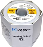 """KESTER SOLDER 24-6040-0027 60/40 Stand, 0.031"""" Diameter, """"44"""", 1.5"""""""