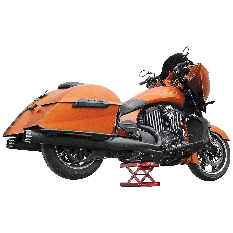 amazon com extreme max 5001 5044 wide motorcycle scissor jack