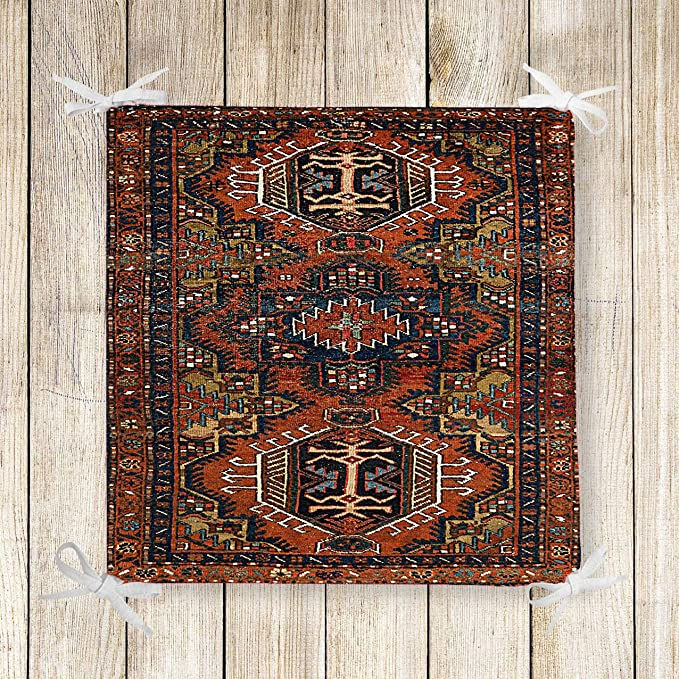 Superb Amazon Com Else Brown Persian Retro Ethnic Kilim 3D Print Beutiful Home Inspiration Xortanetmahrainfo