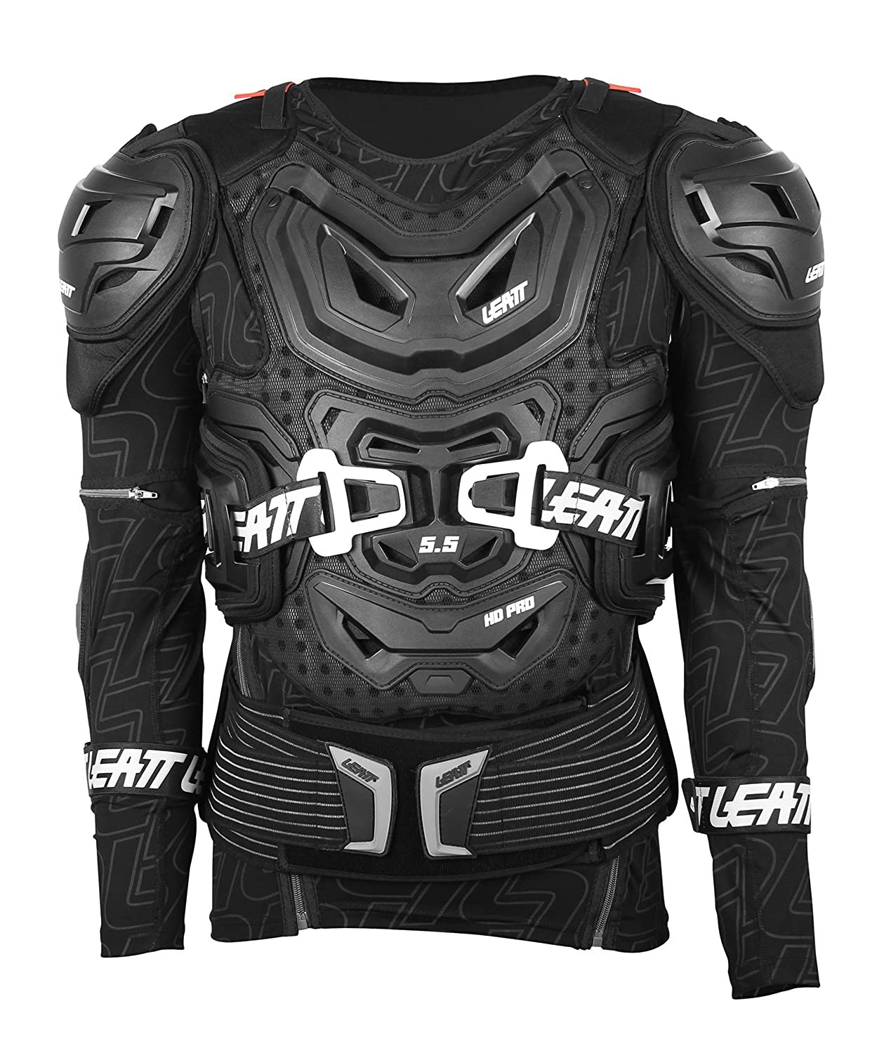 Leatt 5.5 Body Protector White, XX-Large