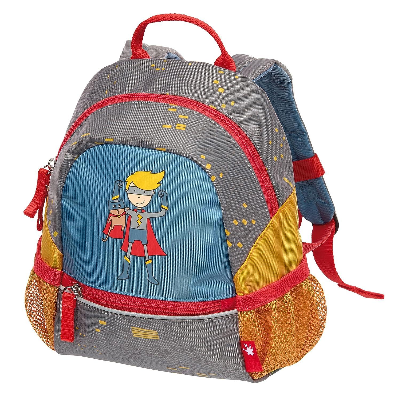 25 x 22 x 11 cm Multi Colour Pille Power -25 x 22 x 11 cms Sigikid Sigikid24999 Backpack Small