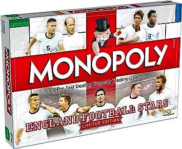 Monopoly - Juego de Estrategia, de 2 a 6 Jugadores (Winning Moves 22682) (Importado): Amazon.es: Juguetes y juegos