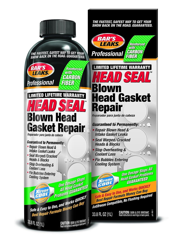 Bars Leak Hg 1 Head Seal Blown Gasket Repair Diagram Further Chevy 3 Engine Intake Manifold Automotive