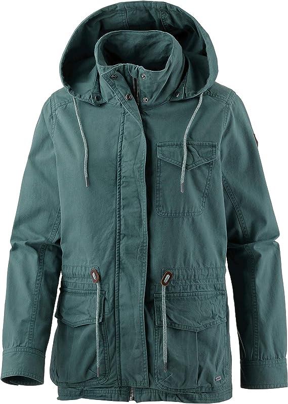 TALLA M. O'NEILL Military Jacket Chaqueta Streetwear, Mujer