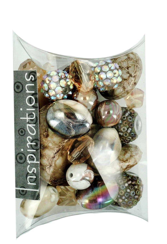 Jesse James metallo Inspirations Beads 50 g-Banana colore: panna 5761
