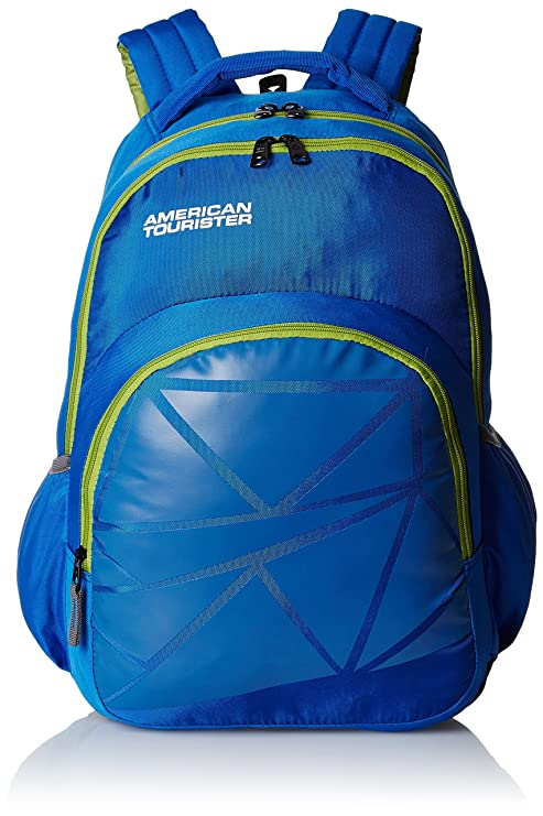 Image Unavailable. Image not available for. Colour  American Tourister 21  Lts Ebony Blue Casual Backpack ... 90f3f3fd4689b