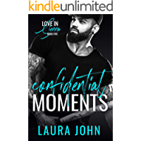 Confidential Moments: A M/M Sports romance (Love in Sienna Series Book 5) book cover