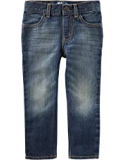 OshKosh B'Gosh Boys Straight Jeans Jeans - Blue