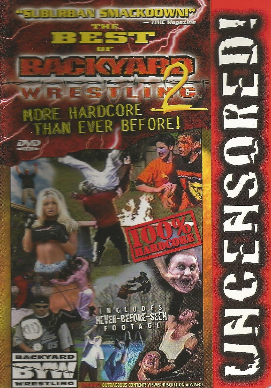 amazon com backyard wrestling xtreme entertainment best of