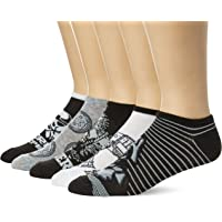 Star Wars Men's 5 Pack No Show Socks