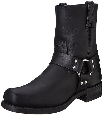 sports shoes 73e68 50261 Frye Men s Harness 8R Boot,Black-87400,7 ...
