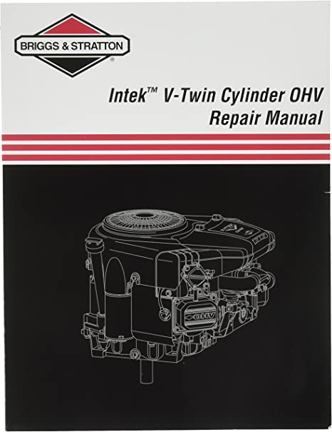 11 hp briggs carburetor diagram wiring schematic amazon com briggs   stratton 273521 intek v twin ohv repair  briggs   stratton 273521 intek v twin