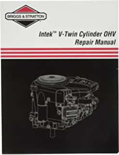 How to repair briggs and stratton engines 4th ed paul dempsey briggs stratton 273521 intek v twin ohv repair manual fandeluxe Image collections