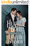 An Affair of Honor (Rebel Hearts Book 2)