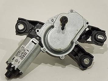 VW Passat B6 Estate Motor del limpiaparabrisas trasero: Amazon.es: Coche y moto