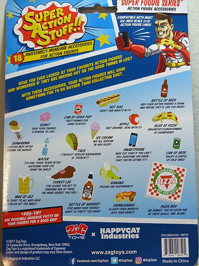 B13-22 1//6th Scale Action Figure Food Accessories