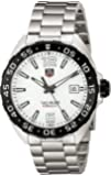 TAG Heuer Men's WAZ1111.BA0875 Silver-Tone Stainless Steel Watch