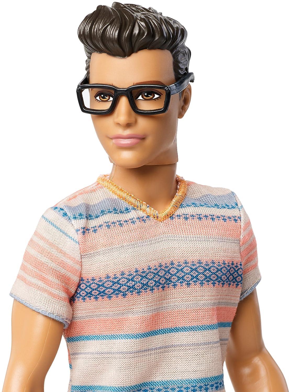 Barbie Fashionistas Ken Friend Doll Mattel DMF41