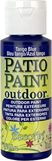 product image for DecoArt DCP26-3 Patio Paint, 2-Ounce, Tango Blue