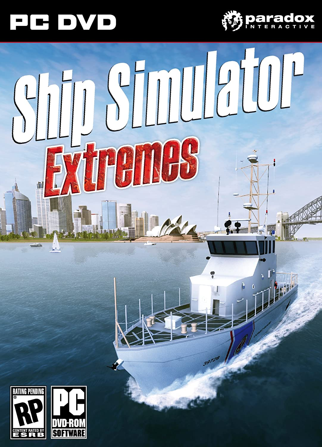 Amazon com: Ship Simulator Extremes - PC: Video Games