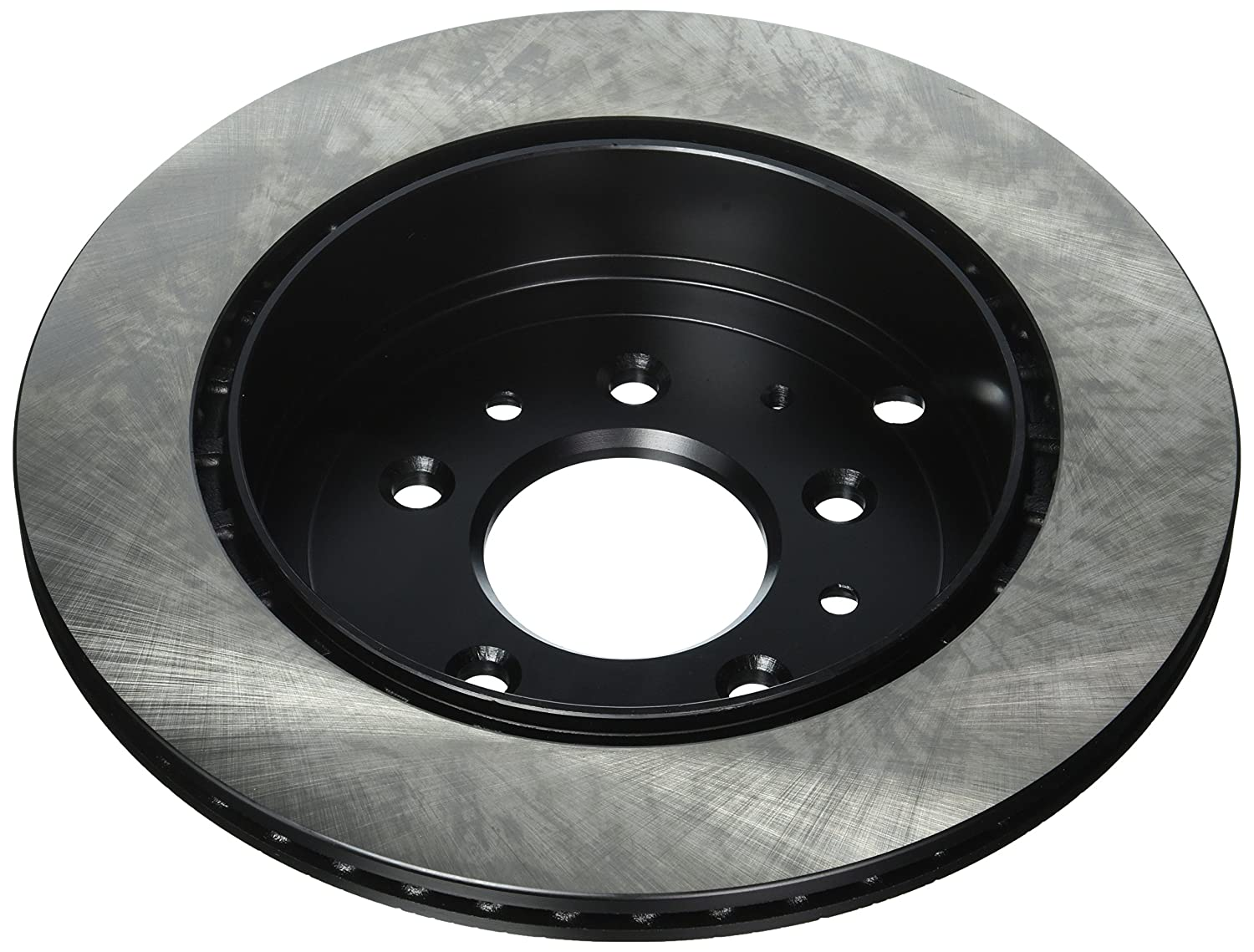 Centric Parts 120.45077 Premium Brake Rotor with E-Coating