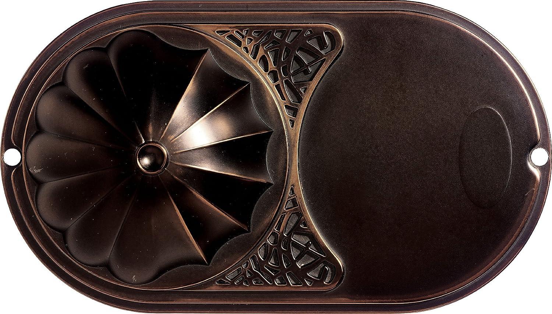 Hunter 28208 24-Inch Downrod Bronze Patina Hunter Fan