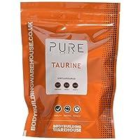 Bodybuilding Warehouse Pure Taurine Powder Unflavoured 500 g