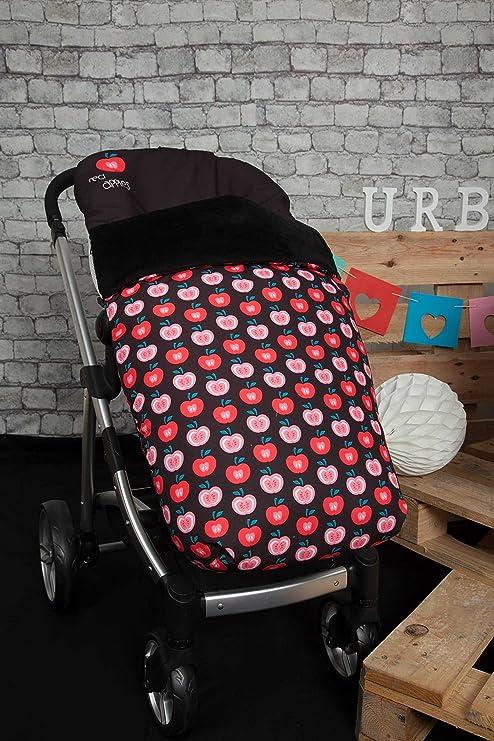 Babyline Apples - Saco para silla de paseo: Amazon.es: Bebé