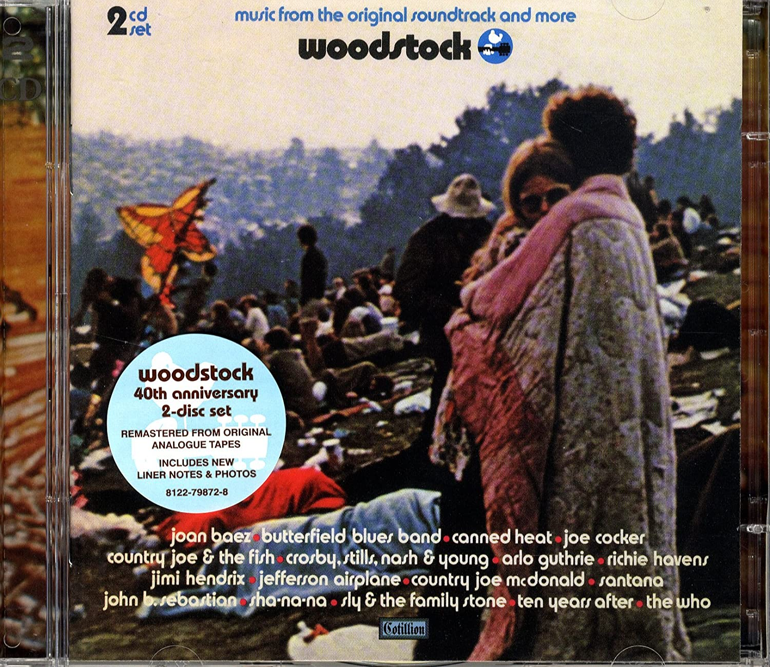 Woodstock Music from the Original Soundtrack and More