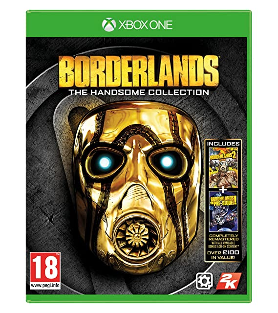 Borderlands: The Handsome Collection (PS4): Amazon co uk: PC & Video
