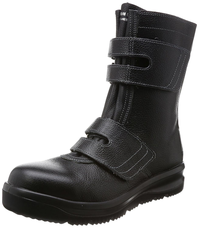 [ミドリ安全] 安全靴 JIS規格 雪上用 耐滑 長編上靴 オールラウンダー ARD235 B076PW3MHN 24.0 cm|ブラック