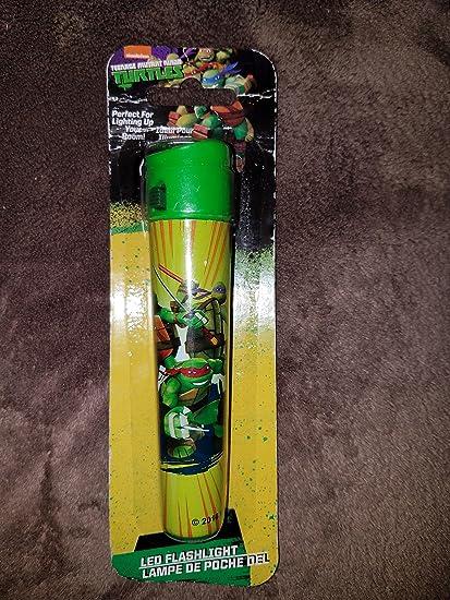 Amazon.com: teanage Mutant Ninja Tortugas LED de 5 inch ...