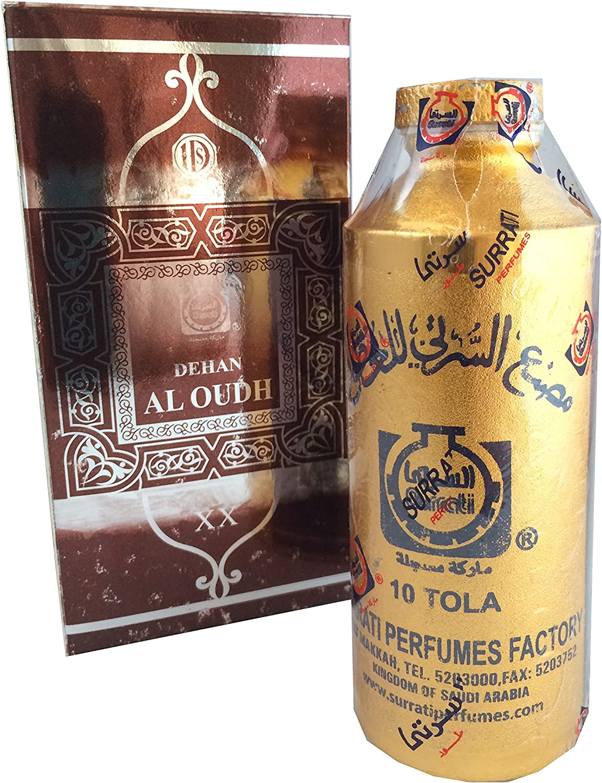 Dehan Al Oud XX - Concentrated Perfume