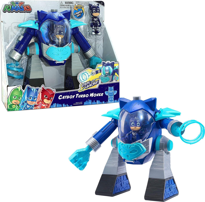 PJ Masks Turbo Mover Vehicle - Catboy