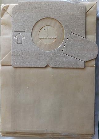 EL19 unidades 8 piezas bolsa Aspiradora de repuesto compatible con ...