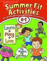 Summer Fit Activities Kindergarten - First Grade