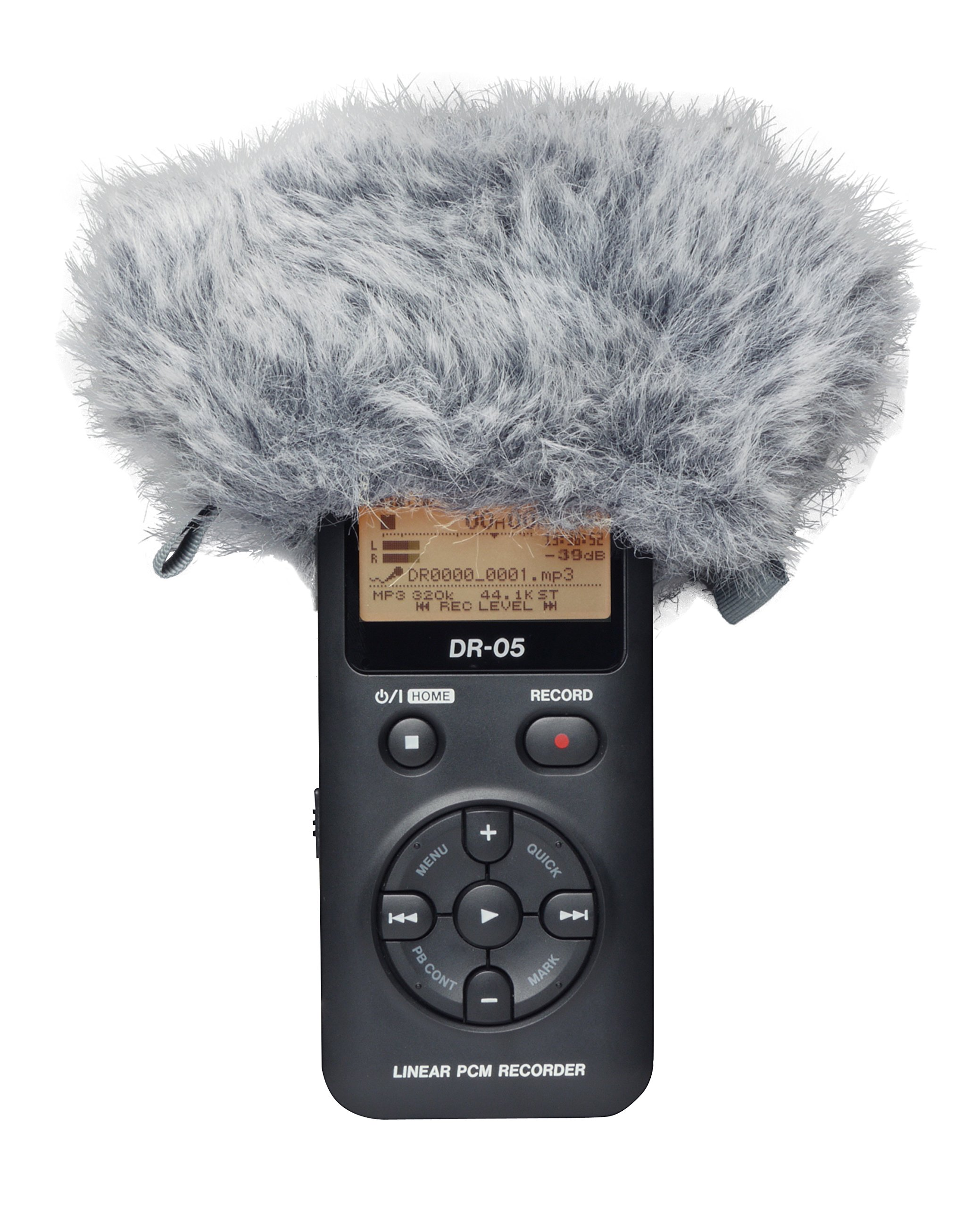 Tascam WS-11 -Windscreen for DR Series Handheld Recorders by Tascam