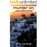 Murder on Santorini (Sliding Sideways Mystery Book 9)