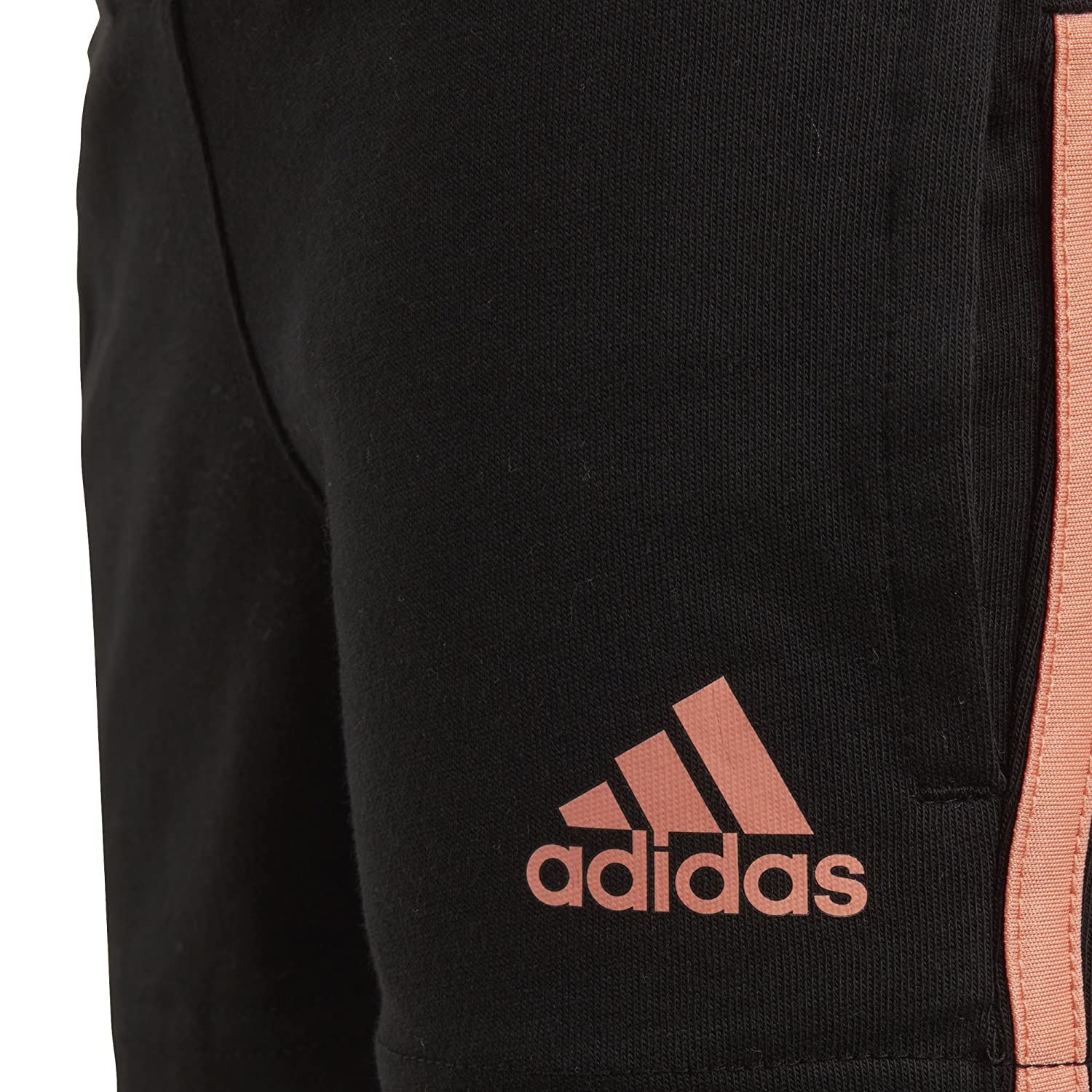 adidas Little Girls Knitted Shorts