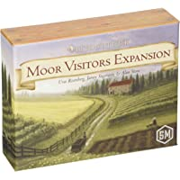 Viticulture: Moor Visitors Expansion Board Game