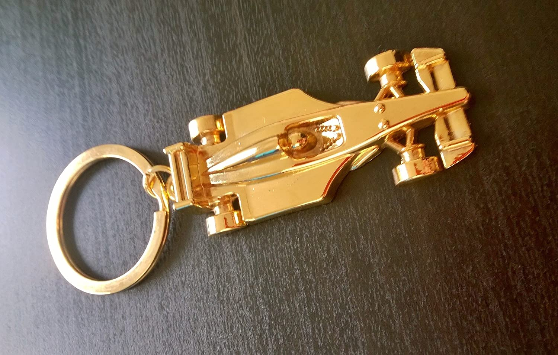 Auténtica 24 K chapado en oro Metal coche F1 Fórmula 1 ...
