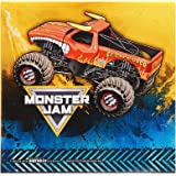 Monster Jam Party Supplies - Lunch Napkins (20)